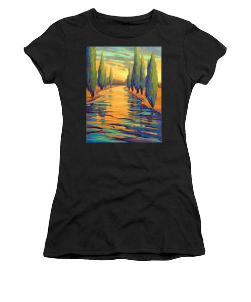 Golden Silence 3 Women's T-Shirt