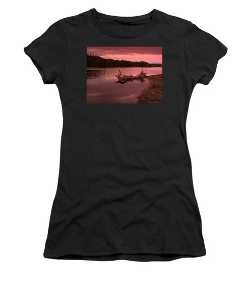 Good Morning Sacramento River Women's T-Shirt (Athletic Fit)