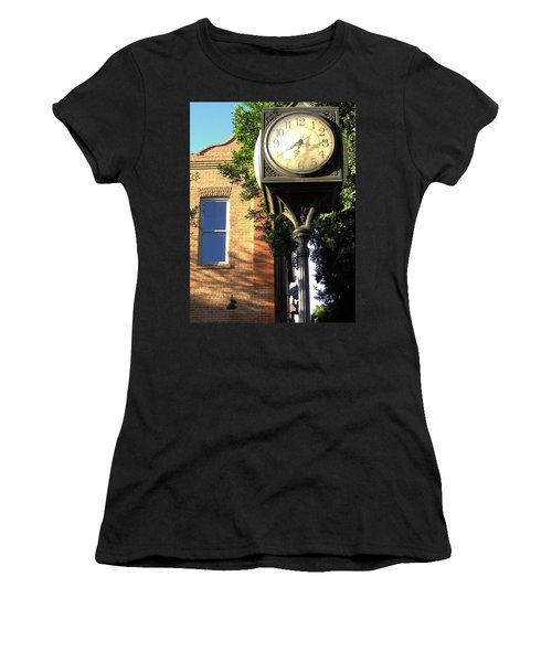 Women's T-Shirt (Junior Cut) featuring the photograph Good Morning Sunshine by Natalie Ortiz