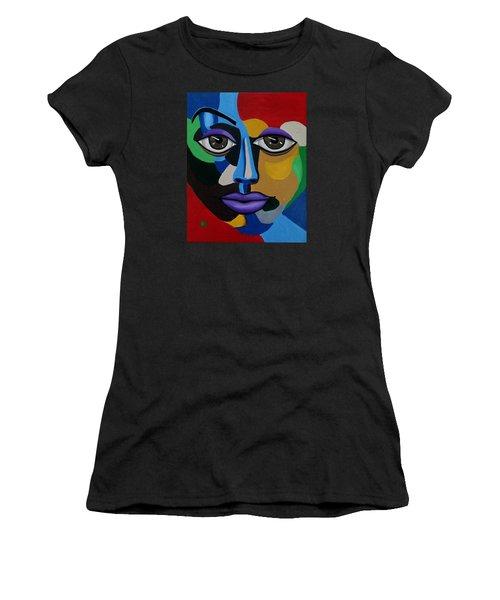 Google Me Women's T-Shirt (Athletic Fit)
