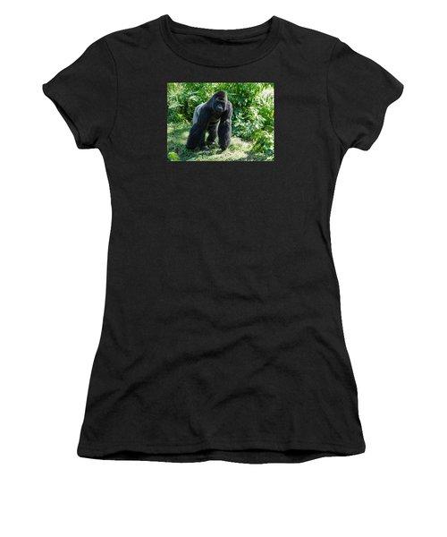 Gorilla In The Midst Women's T-Shirt