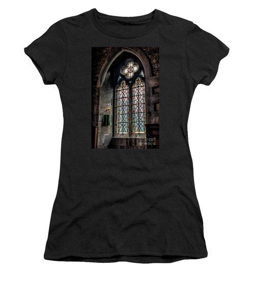 Gothic Window Women's T-Shirt