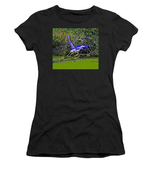 Gr8 Heron Flight Women's T-Shirt