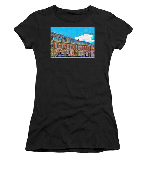 Grand Imperial Hotel Women's T-Shirt (Athletic Fit)