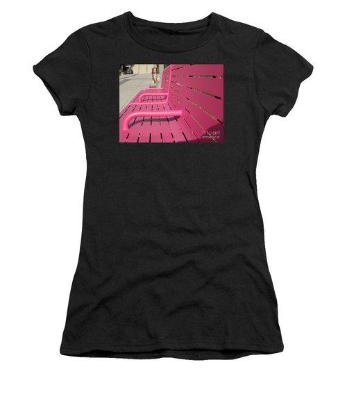 Grand Park Pink Women's T-Shirt