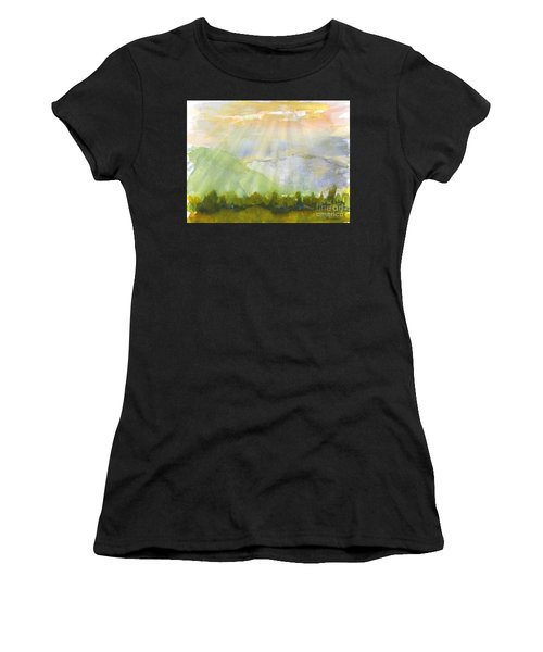 Grandma Cohen Rays Women's T-Shirt