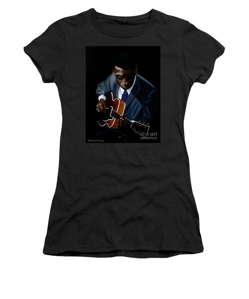 Grant Green Women's T-Shirt (Athletic Fit)