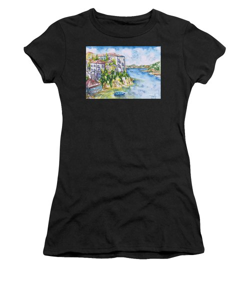 Greek Playground  Women's T-Shirt