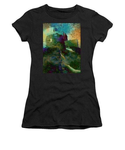 Green Castle Women's T-Shirt