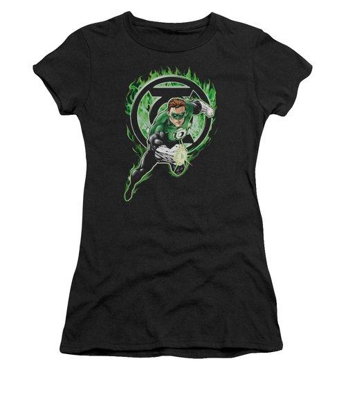 Green Lantern - Space Cop Women's T-Shirt