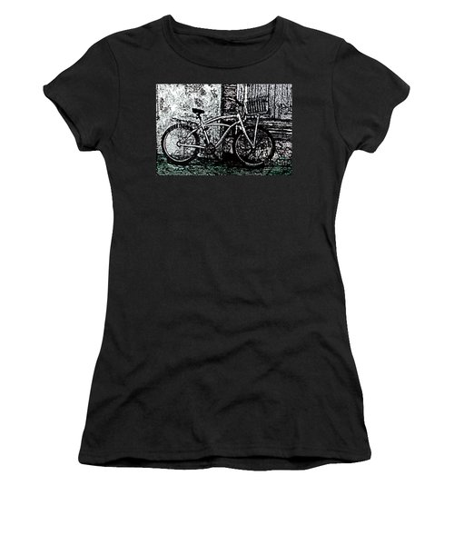 Green Park Way Women's T-Shirt (Athletic Fit)