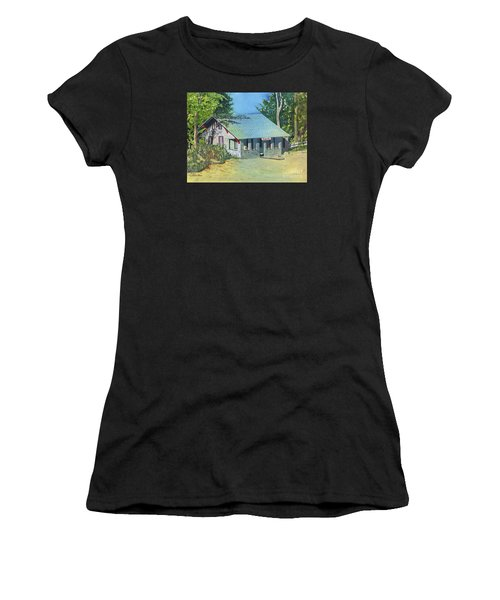 Graynook Women's T-Shirt (Athletic Fit)