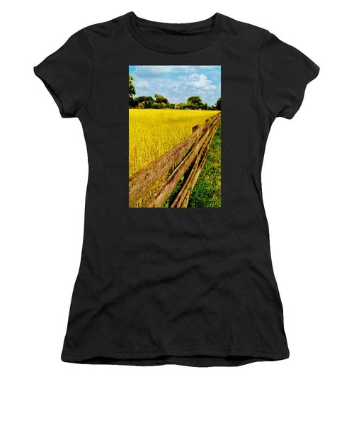 Growing History Women's T-Shirt (Athletic Fit)