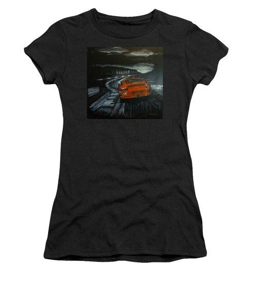 Gt3 @ Le Mans #2 Women's T-Shirt