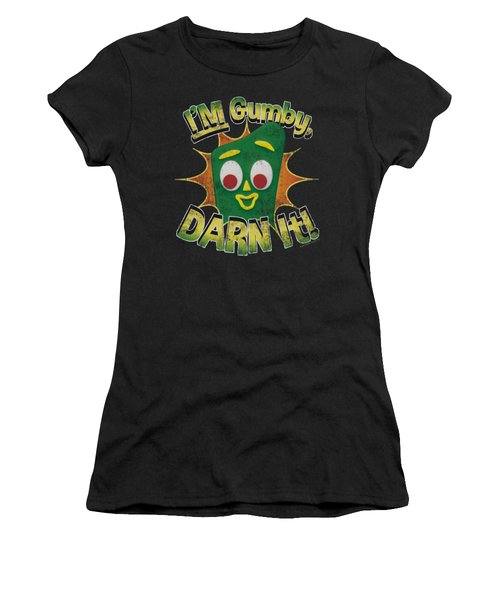 Gumby - Darn It Women's T-Shirt