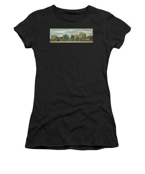 Halifax From The Harbour Women's T-Shirt (Athletic Fit)