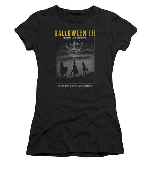 Halloween IIi - Kids Poster Women's T-Shirt