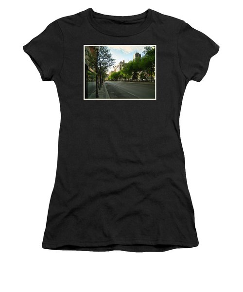 Hamilton At Dawn Women's T-Shirt