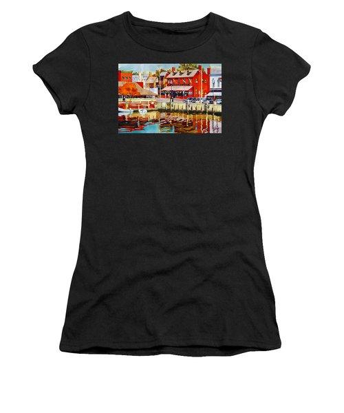 Harborfront Tavern Women's T-Shirt