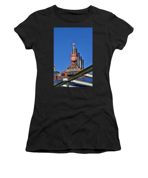 Hard Rock Cafe - Baltimore Women's T-Shirt (Athletic Fit)