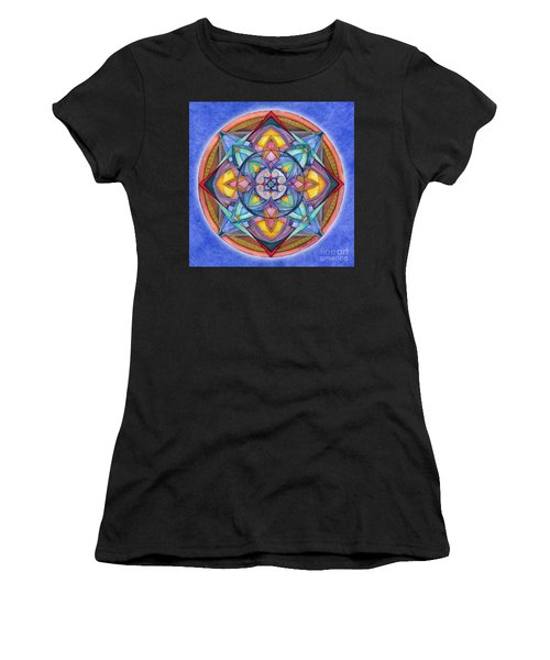 Harmony Mandala Women's T-Shirt