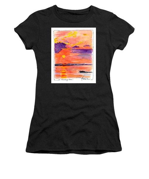 Heading Home  Women's T-Shirt