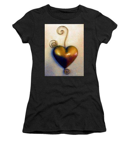 Heartswirls Women's T-Shirt
