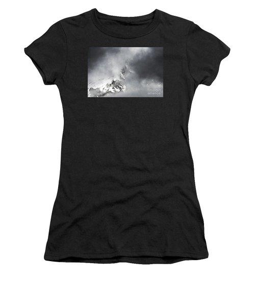 Women's T-Shirt (Junior Cut) featuring the photograph Heaven For A Moment by Nick  Boren