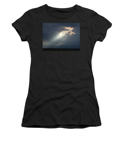 Heavenly Rays Women's T-Shirt