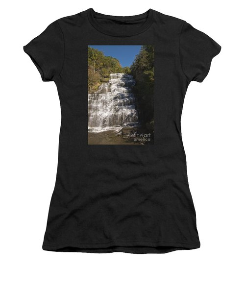 Hector Falls Women's T-Shirt (Athletic Fit)
