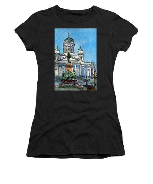 Helsinki Finland Women's T-Shirt