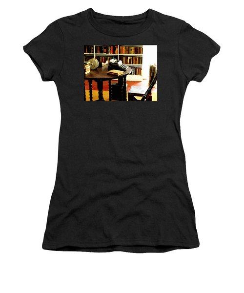 Hemingway's Studio Ernest Hemingway Key West Women's T-Shirt