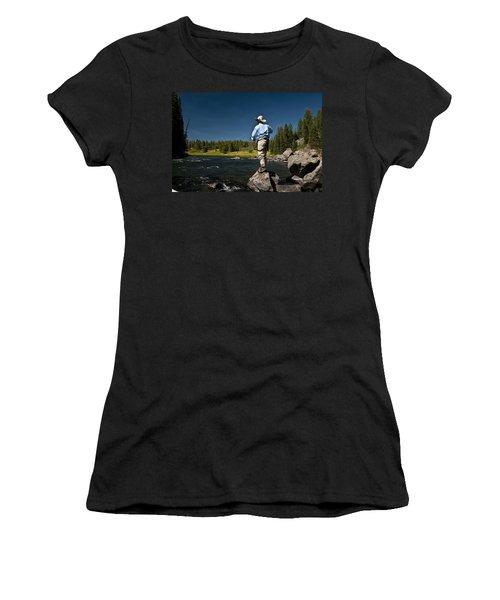 Henry's Fork Women's T-Shirt