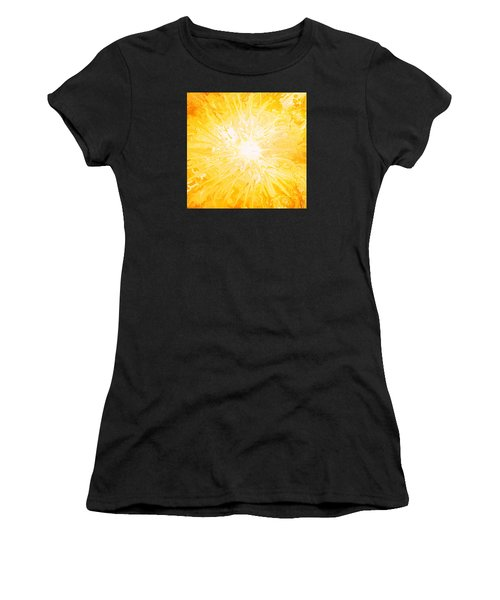 Here Comes The Sun Women's T-Shirt (Athletic Fit)