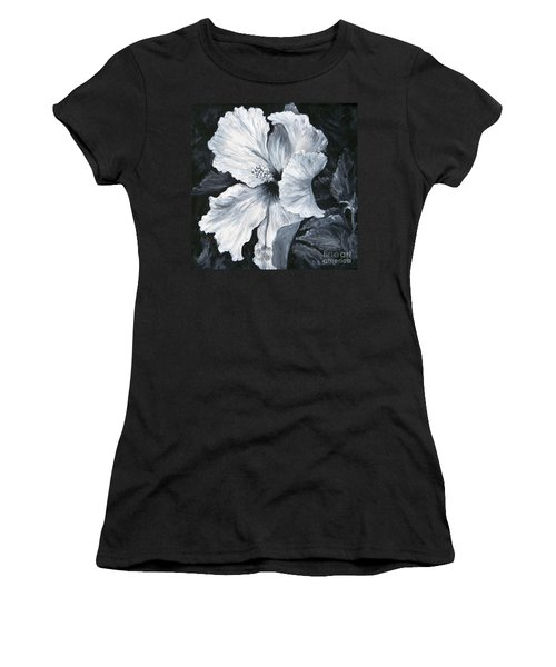 Hibiscus 1 Women's T-Shirt (Athletic Fit)