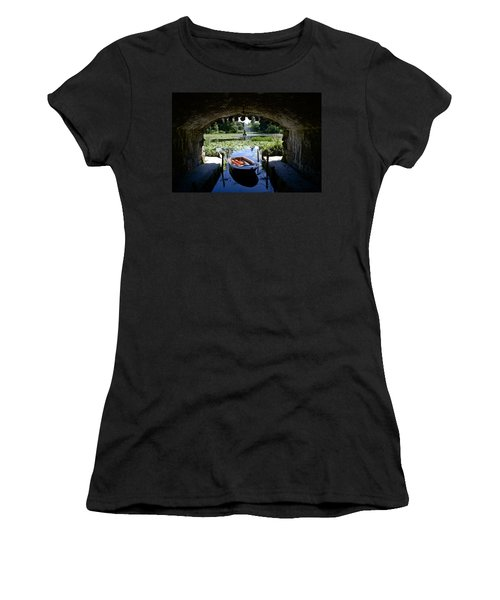 Hidden Boat Women's T-Shirt