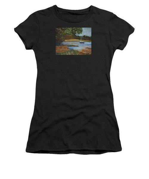Hospital Cove Women's T-Shirt (Athletic Fit)