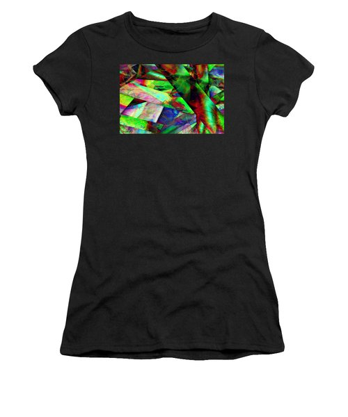 Hideaway Women's T-Shirt (Athletic Fit)