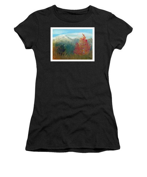 High Country View Women's T-Shirt