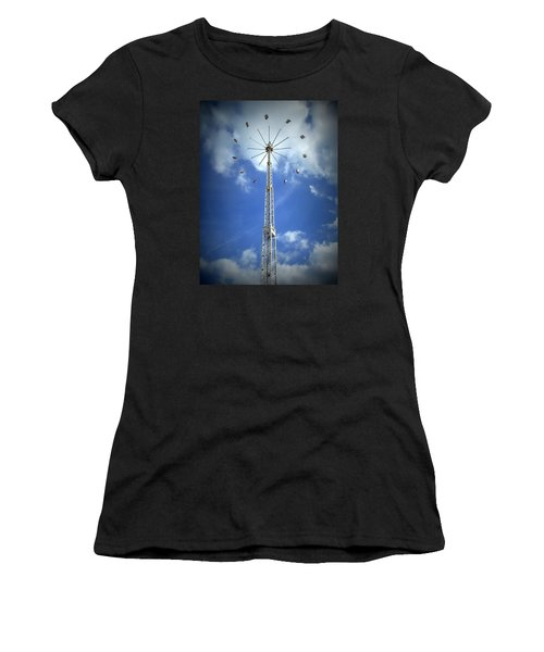 High Flyers Women's T-Shirt (Athletic Fit)