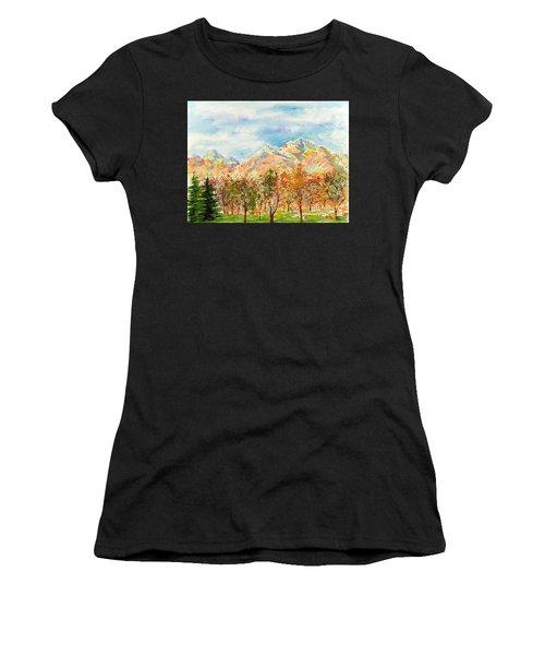 Highlands Autumn Women's T-Shirt
