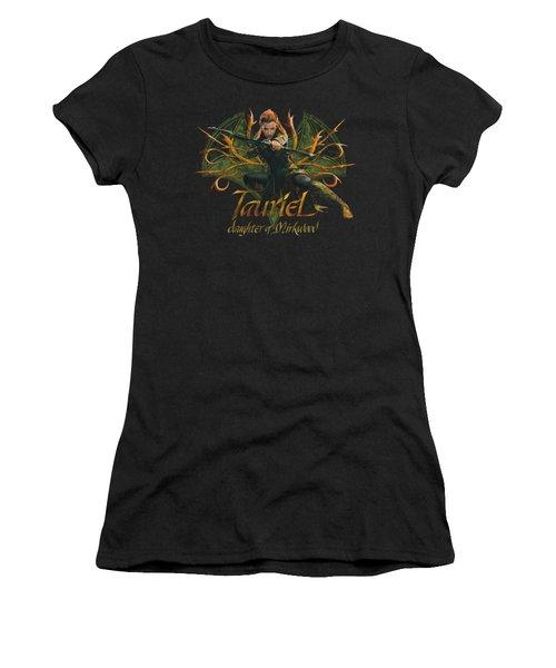 Hobbit - Tauriel Women's T-Shirt (Athletic Fit)