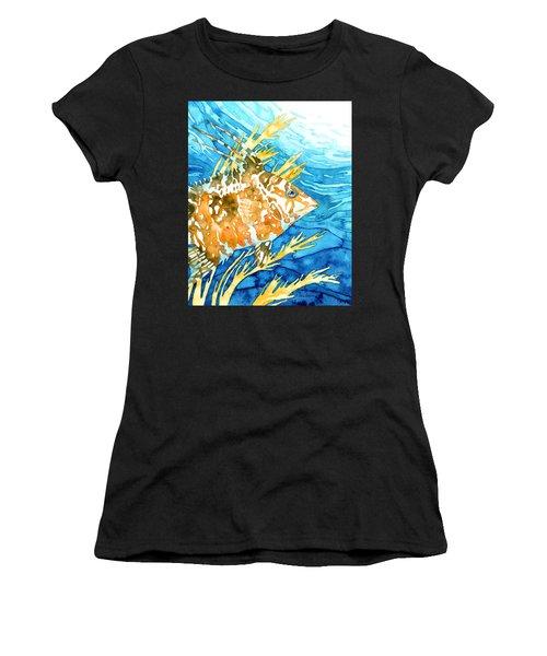 Hogfish Portrait Women's T-Shirt