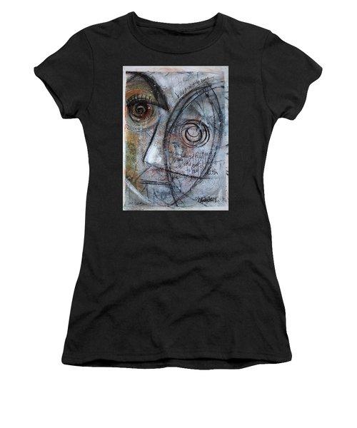 Hold Tight To My Faith Women's T-Shirt