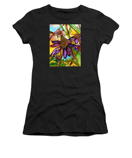 Holding On To Summer Sold Women's T-Shirt (Athletic Fit)