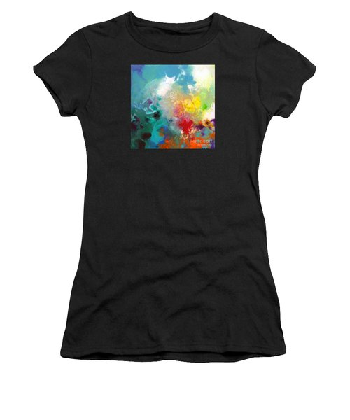 Holding The High Watch Canvas One Women's T-Shirt