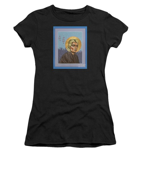 Holy Prophet Dorothy Day 154 Women's T-Shirt (Athletic Fit)