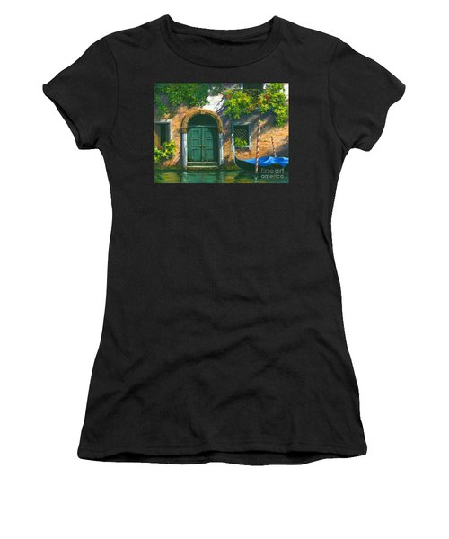 Home Is Where The Heart Is Women's T-Shirt (Athletic Fit)