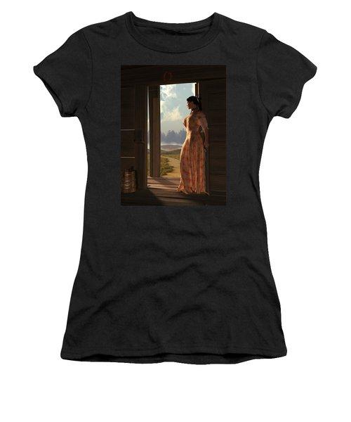 Homestead Woman Women's T-Shirt