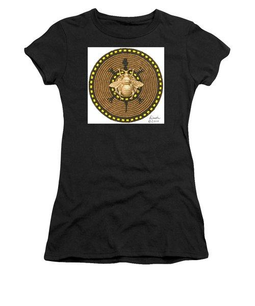 Honey Bee Turtle Women's T-Shirt
